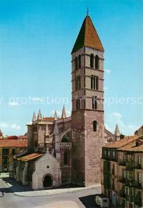 AK / Ansichtskarte Valladolid Iglesia de la Antigua Romanica Valladolid