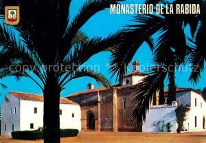 AK / Ansichtskarte La_Rabida Monasterio Kloster