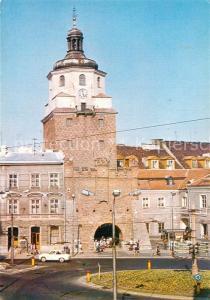 AK / Ansichtskarte Lublin_Lubelskie Brama Krakowska Krakauer Tor Lublin Lubelskie