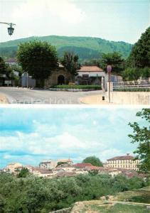 AK / Ansichtskarte Fundao Vista parcial e Serra da Gardunha Fundao