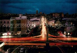 AK / Ansichtskarte Sassari Stadtpanorama Nachtaufnahme Sassari