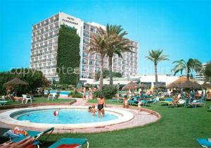 AK / Ansichtskarte Torremolinos Hotel Guadalmar Torremolinos