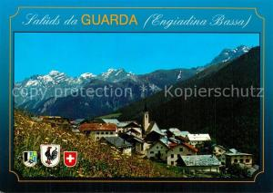 AK / Ansichtskarte Guarda_Inn Pisocgruppe Guarda_Inn