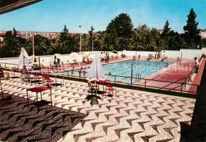 AK / Ansichtskarte Elvas_Portugal Schwimmbad Piscina