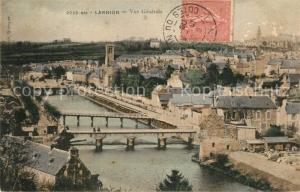AK / Ansichtskarte Lannion Flusspartie Lannion