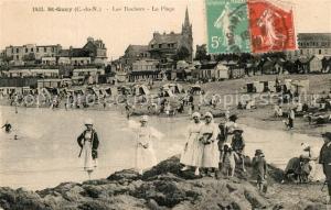 AK / Ansichtskarte Saint Quay Portrieux Plage Saint Quay Portrieux