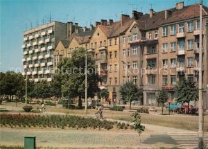 AK / Ansichtskarte Glogow Fragment miasta Glogow