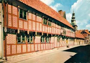 AK / Ansichtskarte Ystad Karl XII:s Hus Historisches Gebaeude Ystad