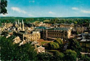 AK / Ansichtskarte Spa_Liege Panorama de la ville vue sur les bains et le casino Spa_Liege