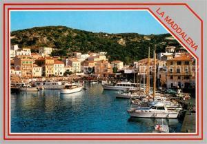 AK / Ansichtskarte La_Maddalena Cala Gavetta  La_Maddalena
