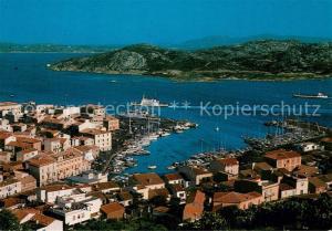 AK / Ansichtskarte La_Maddalena Panorama parziale La_Maddalena