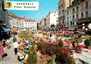 AK / Ansichtskarte Grenoble Place Grenette Grenoble