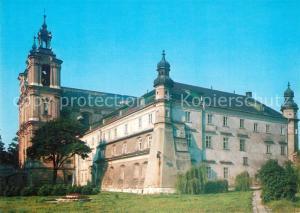 AK / Ansichtskarte Krakow_Krakau Barokowy zespol klasztorny  Krakow Krakau