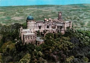 AK / Ansichtskarte Sintra Palacio de Pena vista aerea Sintra