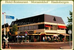 AK / Ansichtskarte Haaksbergen Hotel Restaurant Morssinkhof Haaksbergen