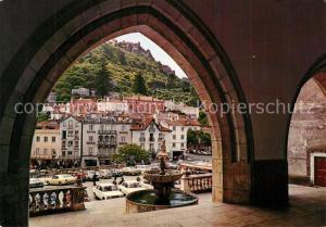 AK / Ansichtskarte Sintra Vista atraves das arcadas do Palacio Sintra