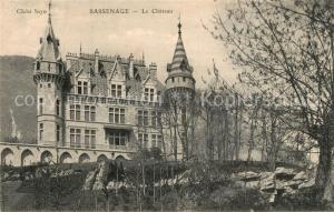 AK / Ansichtskarte Sassenage Chateau Sassenage