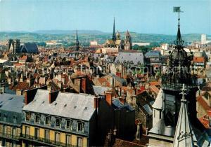 AK / Ansichtskarte Dijon_Cote_d_Or Panorama Jaquemard de Notre Dame Saint Benigne Saint Philibert puis Saint Jean Dijon_Cote_d_Or