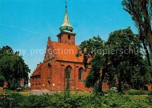 AK / Ansichtskarte Nykobing Kirche Nykobing
