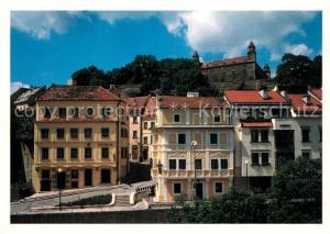 AK / Ansichtskarte Bratislava Dom u dobreho pastiera Haus Zum guten Hirten Bratislava
