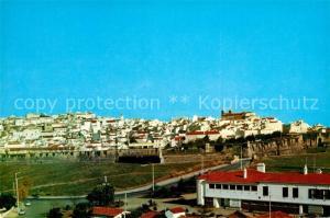 AK / Ansichtskarte Elvas_Portugal Vista parcial da cidade