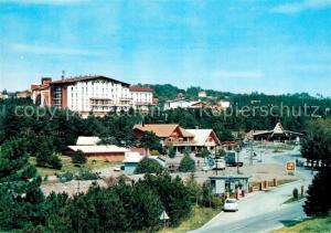 Partizanske Teilansicht mit Hotel Partizanske
