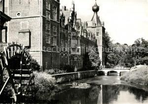 Leuven Schloss Arenberg Wassermuehlen Leuven