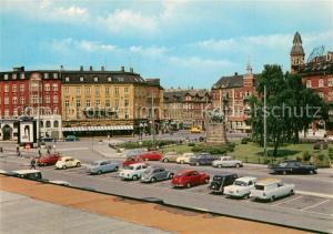 AK / Ansichtskarte Aalborg Kenneys Plads Aalborg