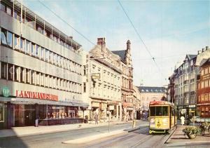 Aarhus Partie vom Marktplatz Aarhus