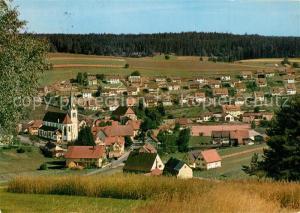AK / Ansichtskarte Unterkirchnach_Schwarzwald