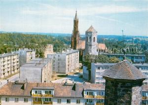 AK / Ansichtskarte Luban Widok ogolny Luban
