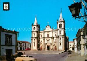AK / Ansichtskarte Portalegre Se Catedral Portalegre