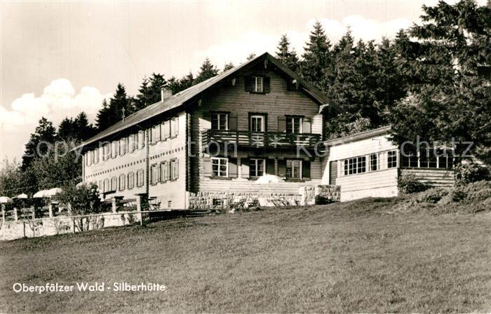 AK / Ansichtskarte Silberhuette_Tirschenreuth Panorama Silberhuette Tirschenreuth 0