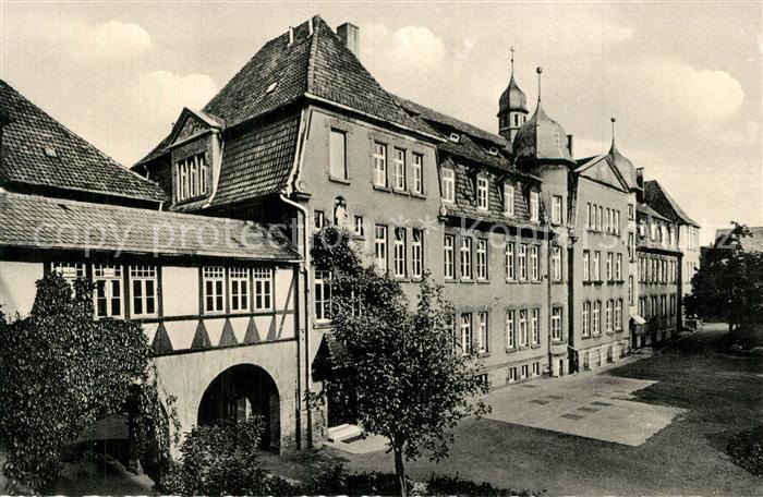 AK / Ansichtskarte Duderstadt Ursulinenkloster Duderstadt 0