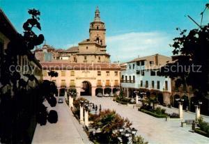Guadix Plaza Onesimo Redondo Guadix
