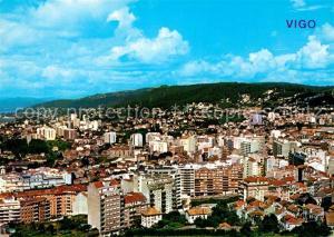 Vigo_Galicia_Espana Fliegeraufnahme