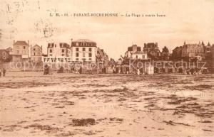 Rochebonne_Parame La plage a maree basse Rochebonne Parame