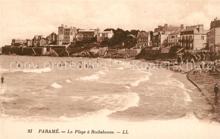 Rochebonne_Parame La plage Rochebonne Parame 0