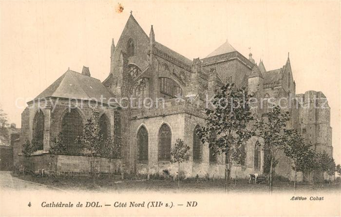 Dol de Bretagne La cathedrale Dol de Bretagne 0