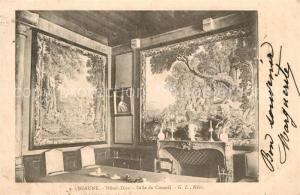 Beaune_Cote_d_Or_Burgund Hotel Dieu Salle du Conseil Beaune_Cote_d_Or_Burgund