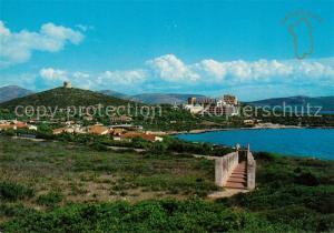 AK / Ansichtskarte Capo_Caccia Panorama