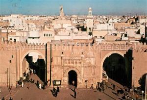 AK / Ansichtskarte Sfax_Tunesie Stadttore