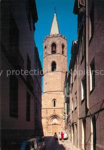 AK / Ansichtskarte Alghero Campanile aragonese Glockenturm Alghero