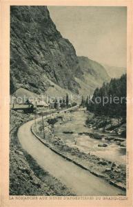 AK / Ansichtskarte Oisans La Romanche aux mines d Argentieres du Grand Clos Oisans