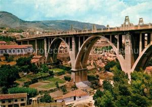 AK / Ansichtskarte Alcoy Puente de San Jorge Bruecke Bauwerke