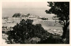 AK / Ansichtskarte Ile_Rousse Vue vers le port Ile_Rousse