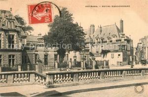 AK / Ansichtskarte Orleans_Loiret Hotel Hardouineau Orleans_Loiret