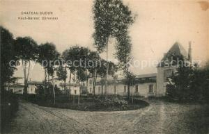 AK / Ansichtskarte Barsac_Gironde Chateau Dudon Barsac Gironde