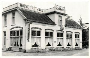 AK / Ansichtskarte Apeldoorn Hotel Cafe Restaurant  t Posthuis Apeldoorn