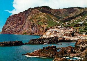 AK / Ansichtskarte Camara_de_Lobos Cabo Girao Camara_de_Lobos